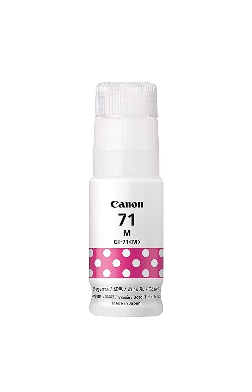Canon 71 Magenta Ink Bottle