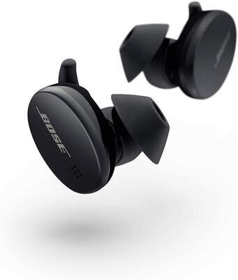 Bose Sport Earbuds - True Wireless Earphones, Triple Black