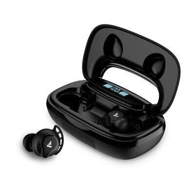 boAt Airdopes 621 TWS Earbuds with 150 Hours Battery. Active Black