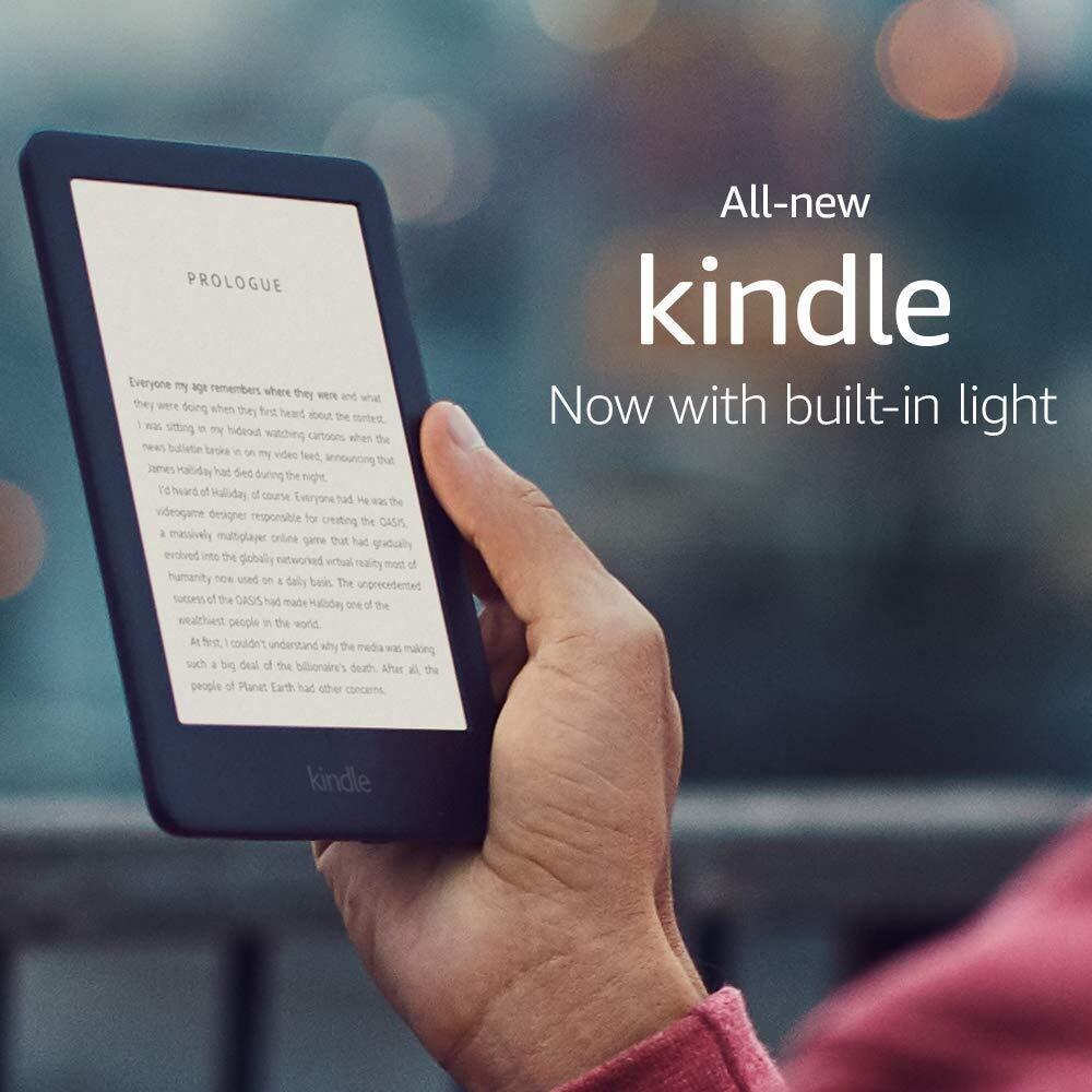 Kindle (10th Gen), 6