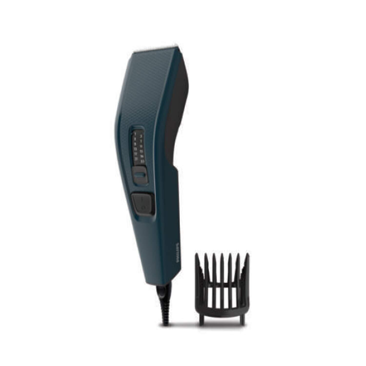 Philips Hair Clipper Series 13 Length Settings and Stainless Steel Blades, HC3505/15