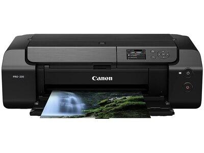 Canon PIXMA PRO-200, Black