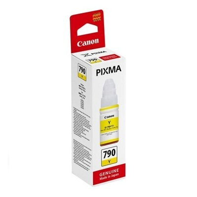 Canon 790 Yellow ink Bottle