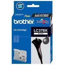 Brother LC37 Ink Cartridge, Black