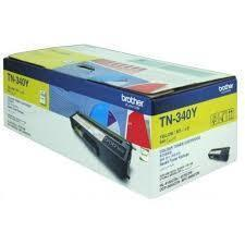 Brother TN-340 Yellow Toner Cartridge