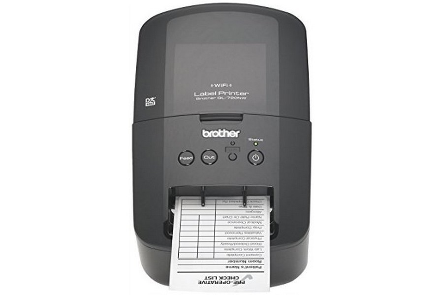 Brother QL-720NW High-speed barcode Label Printer