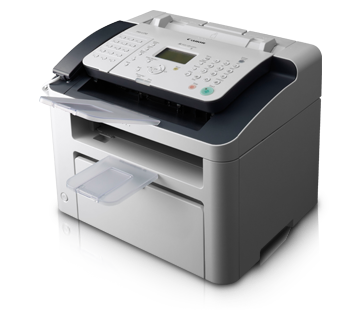 Canon L170 Black on White Laser Printer, PSC, Fax