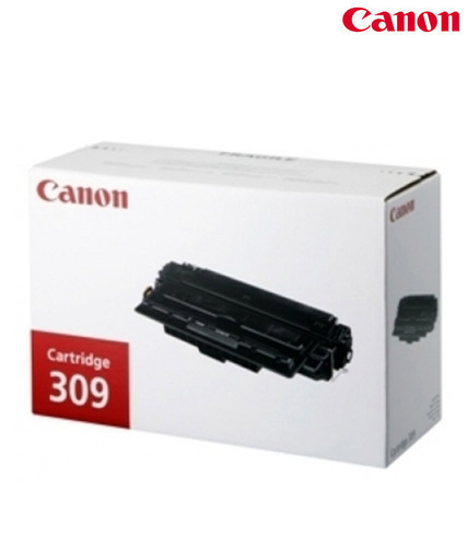 Canon 309 Toner Cartridge, Black