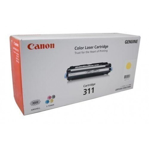 Canon 311 Yellow Toner Cartridge
