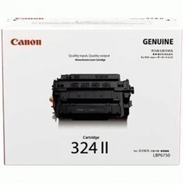 Canon 324 II Large Toner Cartridge, Black
