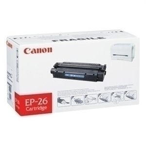 Canon EP26 Toner Cartridge, Black