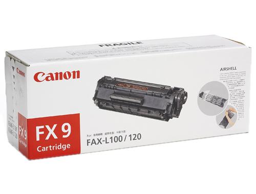 Canon FX9 Toner Cartridge, Black
