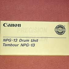 Canon NPG 13 Drum Unit Toner Cartridge, Black