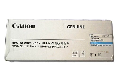 Canon NPG 52 Cyan Drum Unit