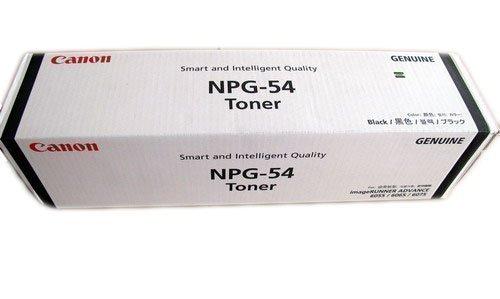 Canon NPG 54 Toner Cartridge, Black