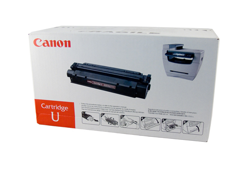 Canon U Toner Cartridge, Black