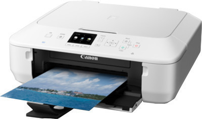 Canon MG5570 Color All in One Inkjet Printer, PSC, W
