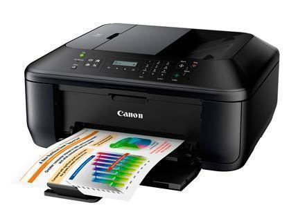 Canon MX377 Color All in One Inkjet Printer, PSC, F, A, P
