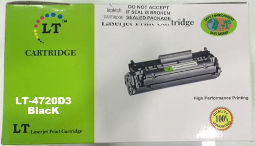 LT 4720D3 / XIP Toner Cartridge, Black