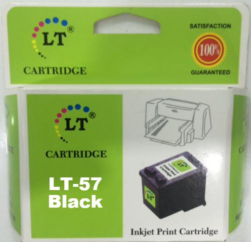 LT 57 Ink Cartridge, Tri Color C6657AA