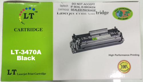LT D3470A / XIP Toner Cartridge, Black