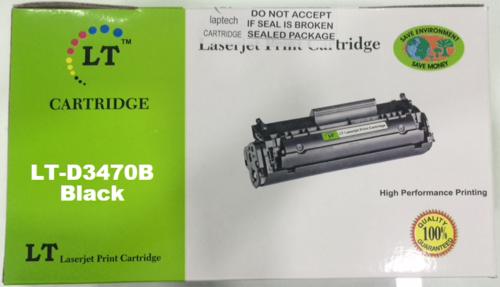 LT D3470B / XIP Toner Cartridge, Black