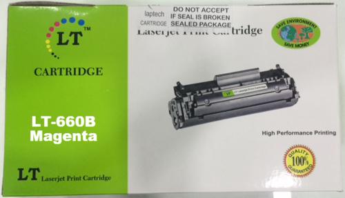 LT M660B / XIP Magenta Toner Cartridge