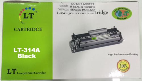 LT Q7560A 314A Toner Cartridge, Black