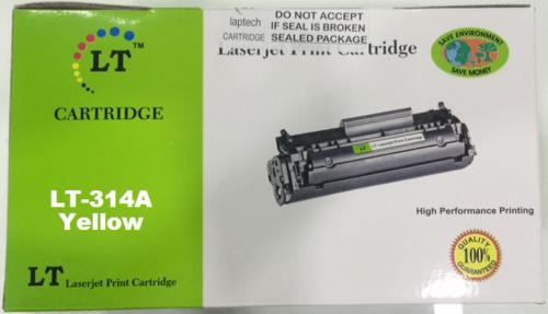 LT Q7562A 314A Yellow Toner Cartridge