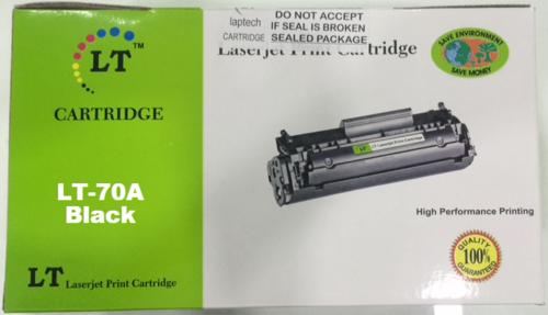 LT Q7570A 70A Toner Cartridge, Black