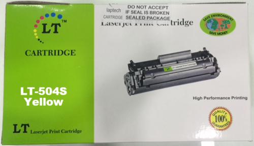 LT Y504S / XIP Yellow Toner Cartridge