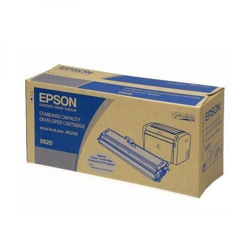 Epson 0520 / M1200 Toner Cartridge, Black