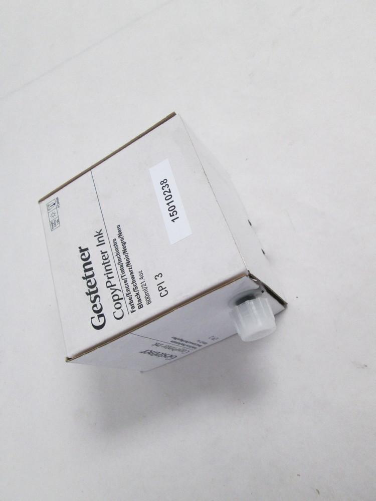 for Gestetner CPI-3 Black Copy Printer ink