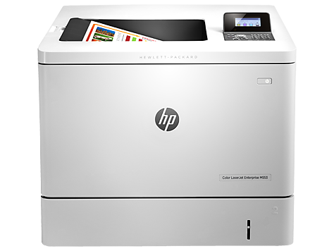 HP Color M553DN Single Function Laser Printer