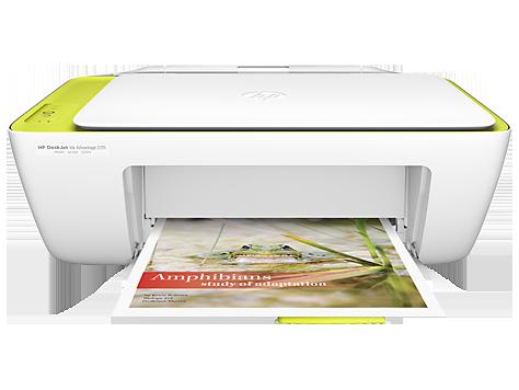 HP 2135 Color All in One Inkjet Printer, PSC