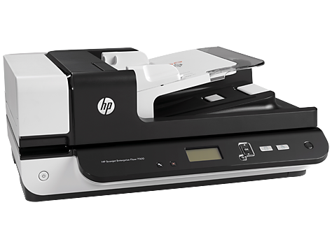 HP Scanjet 7500 Flatbed Color Scanner