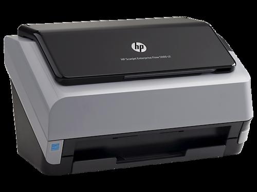 HP Scanjet 5000 S2 Sheet-Feed Color Scanner