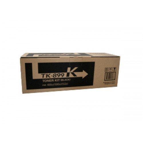 Kyocera TK-899K Toner Cartridge, Black