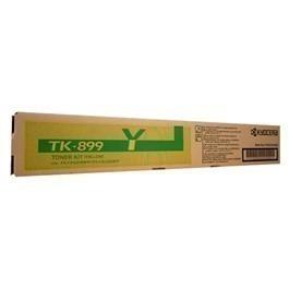 Kyocera TK-899Y Yellow Toner Cartridge