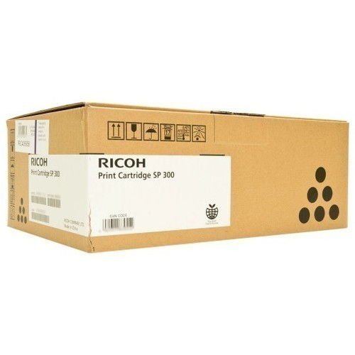 Ricoh SP 300DN Toner Cartridge, Black