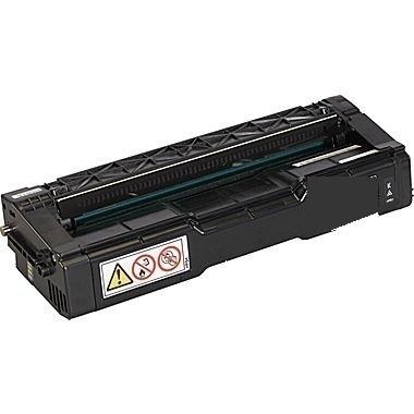 Ricoh SP C220 / C221 / C222 / C2409, 406046, Toner Cartridge, Black