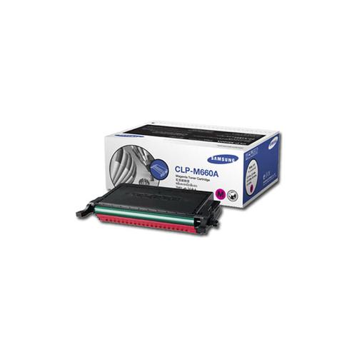 Samsung CLP-M660A / XIP Magenta Toner Cartridge