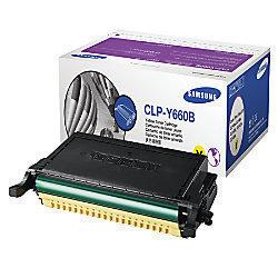 Samsung CLP-Y660B / XIP Yellow Toner Cartridge