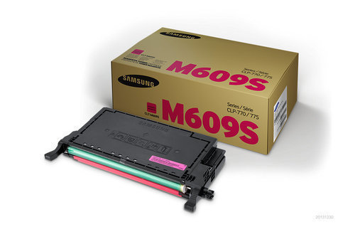 Samsung CLT-M609S / XIP Magenta Toner Cartridge