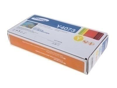 Samsung CLT-Y4073S Yellow Toner Cartridge