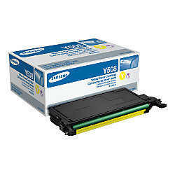 Samsung Y508S Yellow Toner Cartridge