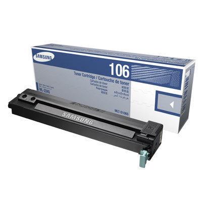 Samsung MLT-D106S / XIP Toner Cartridge, Black