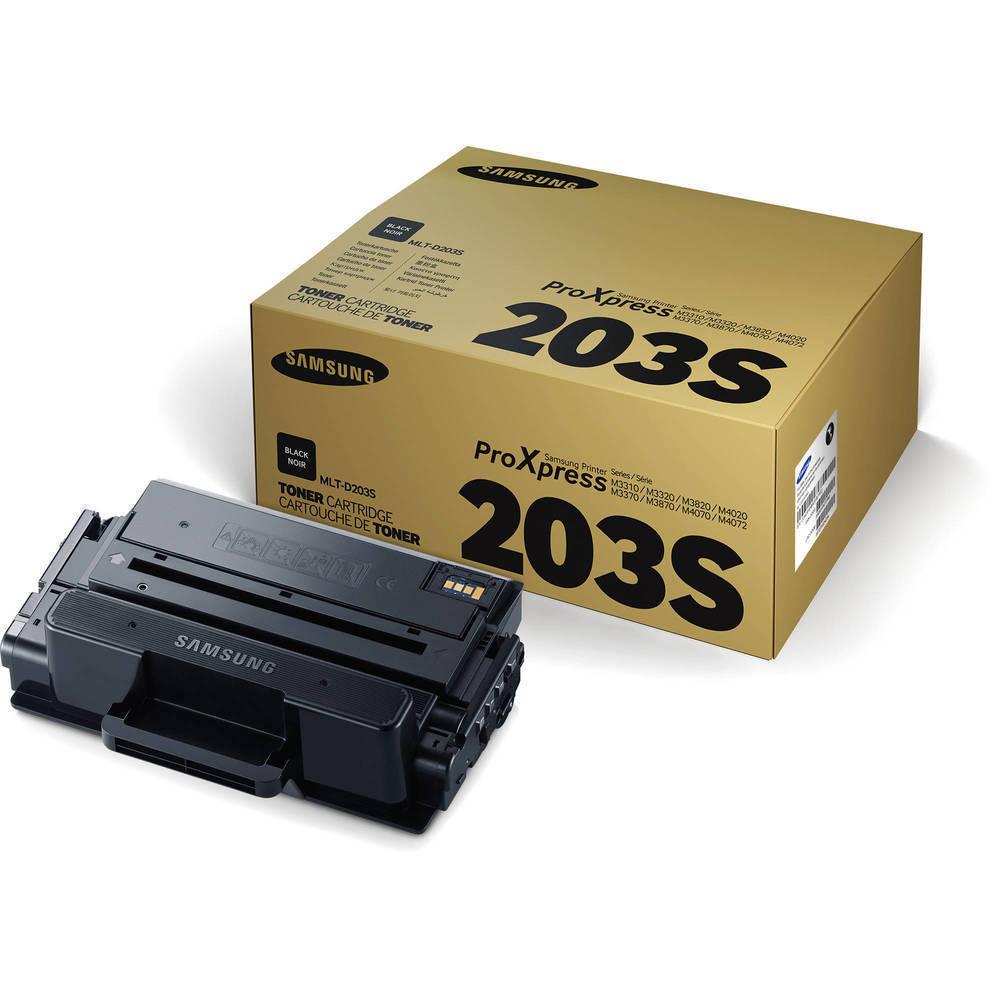 Samsung MLT-D203S / XIP Toner Cartridge, Black