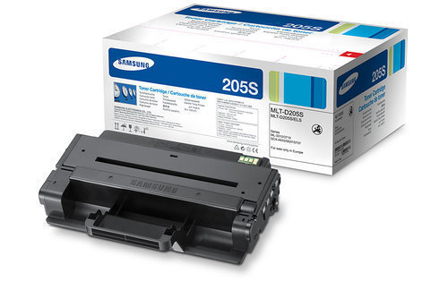 Samsung MLT-D205S / ZIP Toner Cartridge, Black
