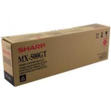 Sharp MX500GT Toner Cartridge, Black